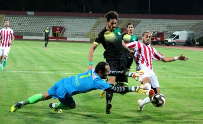Kahramanmaraşspor: 1 - Şanlıurfaspor: 1