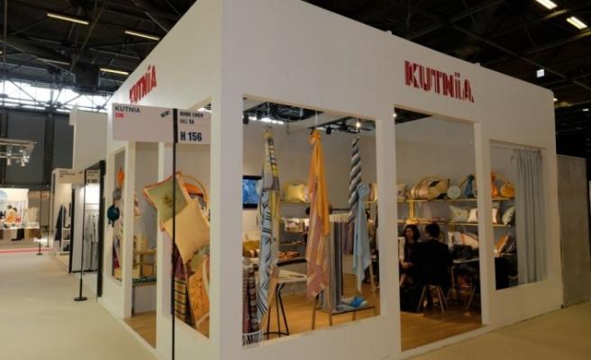 Kutnia Kutnuyu Gaziantep'ten Paris'e Taşıdı