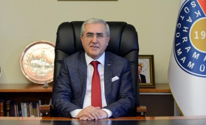Prof. Dr. Niyazi Can, KSÜ Rektörlüğüne Asaleten Atandı