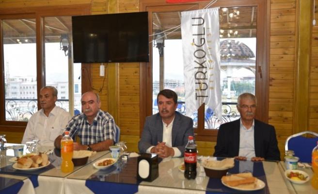 Türkoğlu Belediyesi'nden Muharrem Ayına Özel İftar Programı
