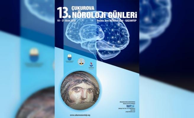 13. Çukurova Nöroloji Günleri Düzenleniyor