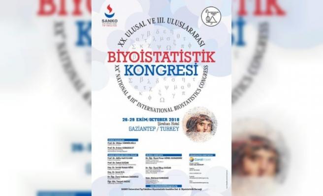 20. Ulusal Ve 3. Uluslararası Biyoistatistik Kongresi