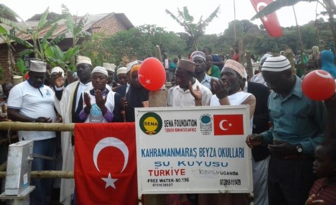 30. Su Kuyusu Uganda'da Açıldı
