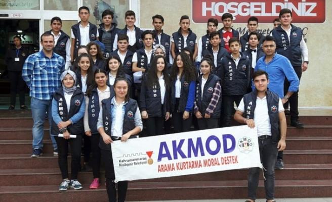 AKMOD Gönüllüleri Büyükşehir Kitap Fuarında