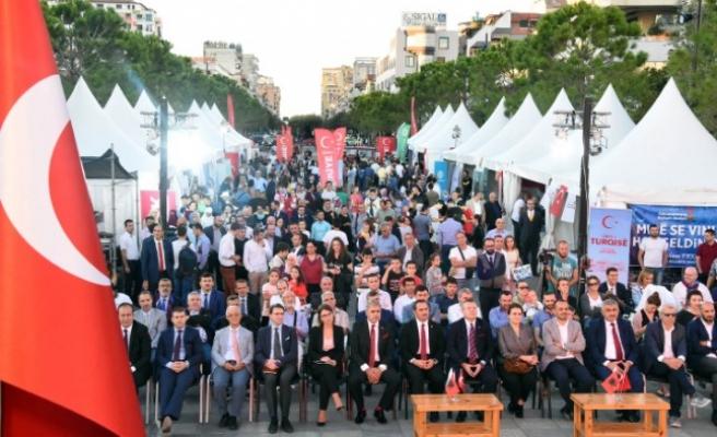 Başkan Erkoç Kahramanmaraş'ı Dünyaya Tanıtıyor
