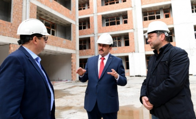 Başkan Erkoç: Kahramanmaraş'ı Ekonomik Olarak da Büyüteceğiz