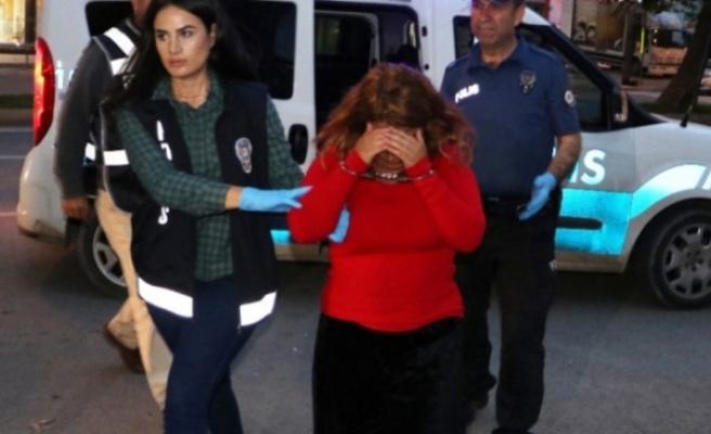 Cezaevi Firarisi Kadın Yakalandı