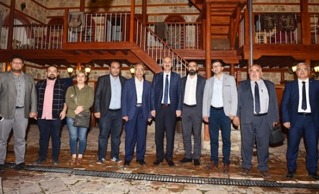 Dulkadiroğlu'nda Sıra Kentsel Dönüşümde