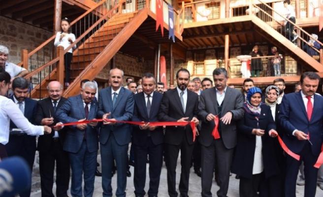 Dulkadiroğlu'nda Tarih Yeniden Canlanıyor