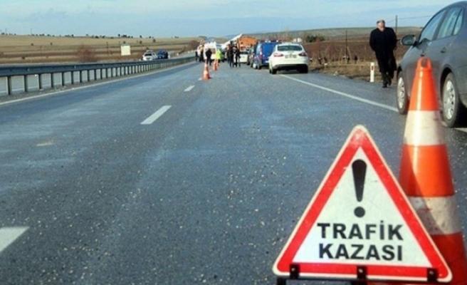 Kahramanmaraş-Gaziantep Yolunda Trafik Kazası: 1 Ölü, 6 Yaralı