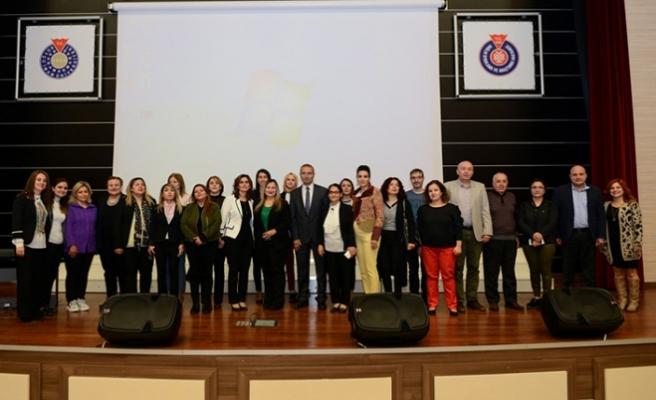 KSÜ'de Sağlık Bilimlerinde Meslekler Arası Eğitim Konferansı Düzenlendi