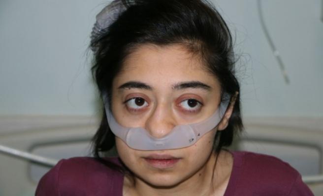 Akciğer Hastası Genç Kız, Sağlığına Kavuşmak İstiyor