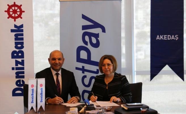 Denizbank'tan Fastpay İle Elektrik Faturası Ödemelerinde Yüzde 5 İndirim Avantajı