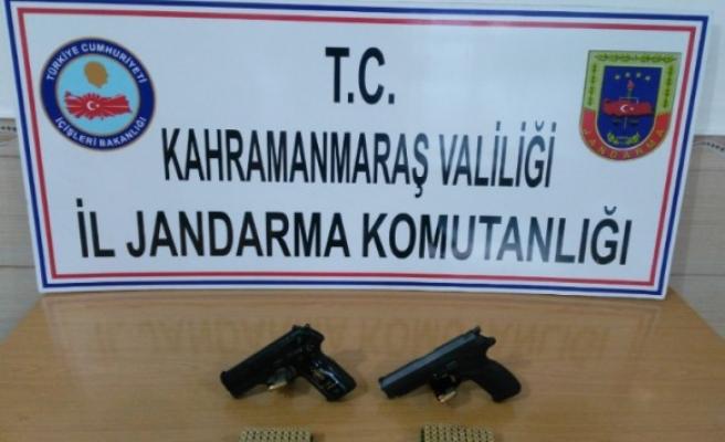 Elbistan'da Kaçak Kazı Operasyonu