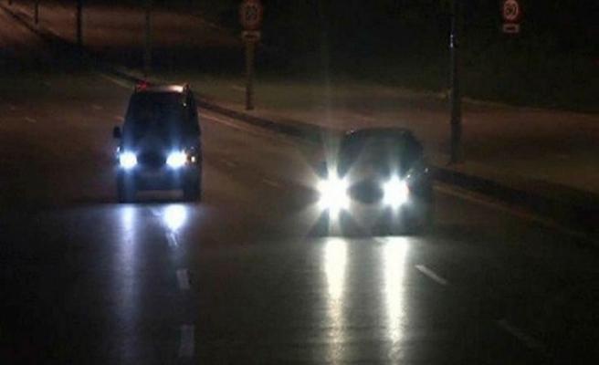 "Elbistan'da ""Drift"" Yapan Sürücüye 5 Bin 10 Lira Ceza"