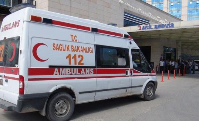 Hastanede Tedavi Gören Polis Hayatını Kaybetti