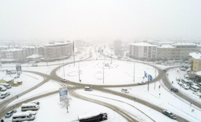 Kahramanmaraş-Kayseri Kara Yolu Kontrollü Olarak Ulaşıma Açıldı