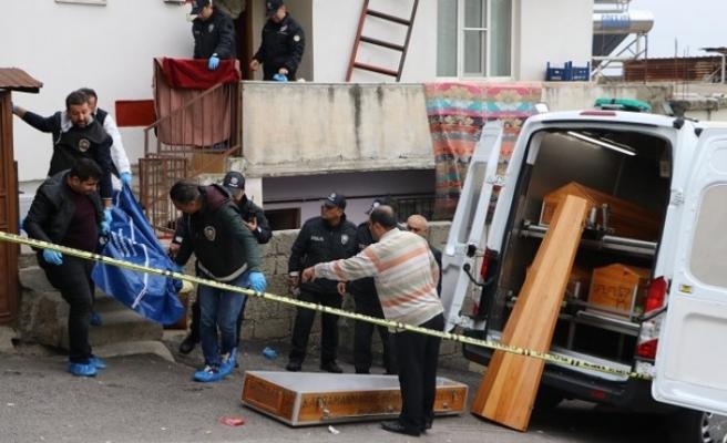 Katil Zanlısı Koca Evine Getirdiği Kumaya da Şiddet Uygulamış