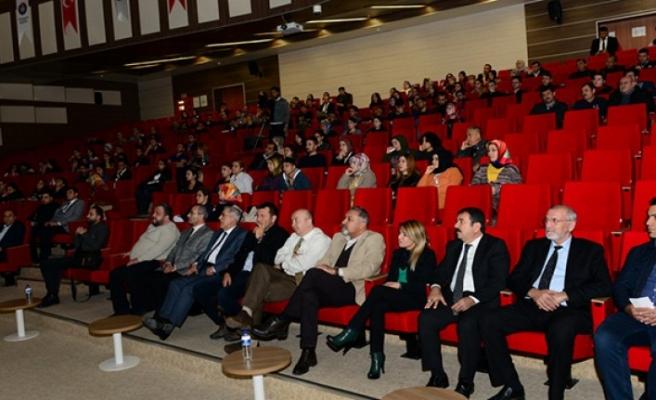 KSÜ'de Sürekli Eğitim: Tıp Fakültesi Hastanesi Çalışanlarına Yönelik İletişim Seminerleri Başladı