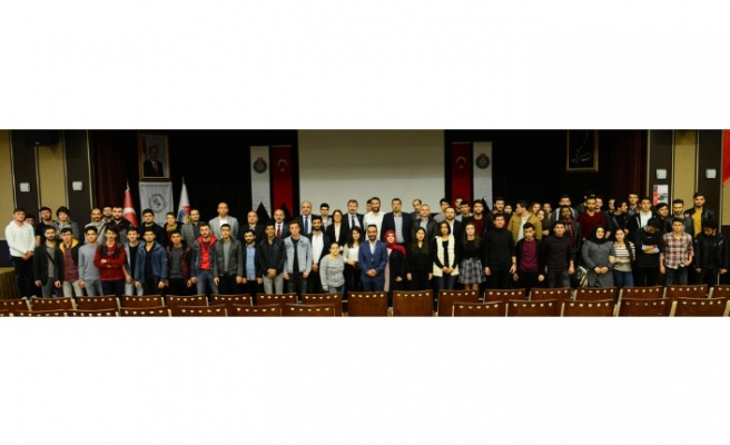 KSÜ'lü Genç Mühendis Adayları EMO Tanışma Toplantısında Bir Araya Geldi