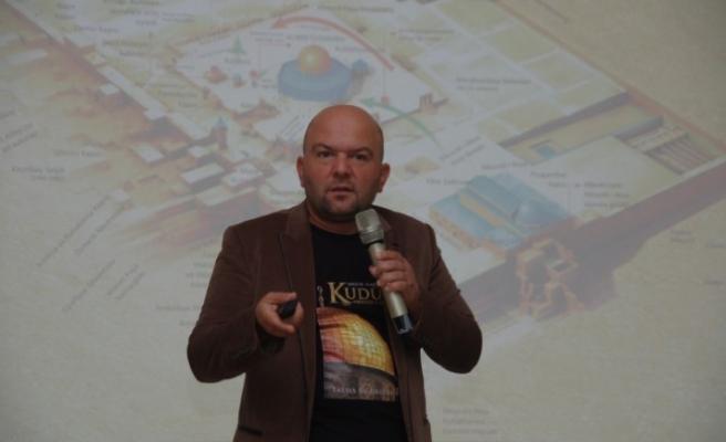 """""""Kudüs Mescid-i Aksa ve Eshab-ı Kehf"""" Konferansı"""