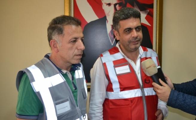 Özel Sular Vatan Hastanesi' nden Yangın Tatbikatı