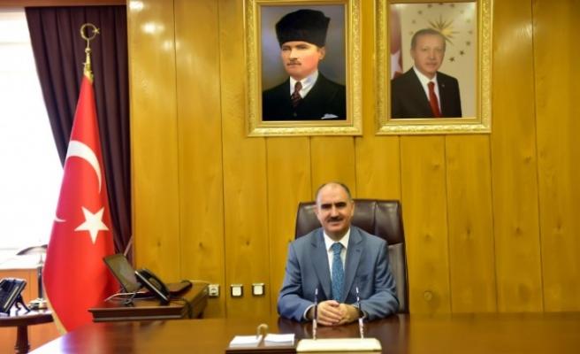 Vali Özkan'ın 10 Kasım Mesajı