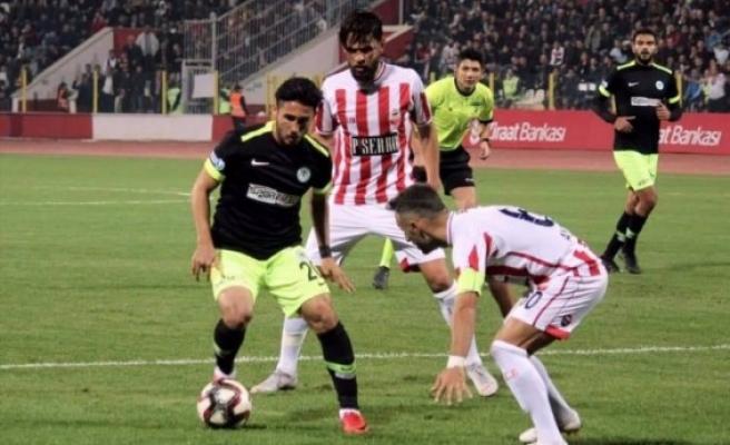 Kahramanmaraşspor 5. Tura Yükseldi