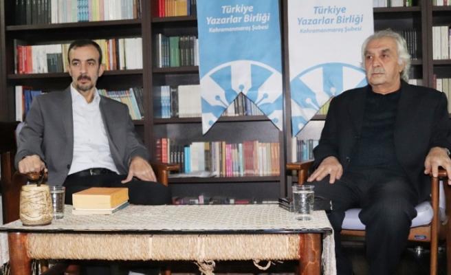 TYB Kahramanmaraş Şubesinden Osman Nalbant İle Söyleşi