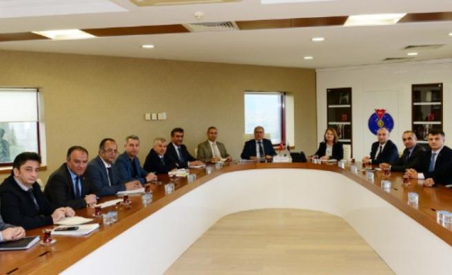 Yükseköğretim Kalite Kurulu, KSÜ'de Dış Değerlendirme Sürecini Tamamladı