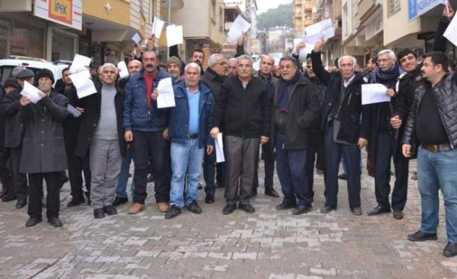Pazarcık'ta CHP'de Yeni İstifalar