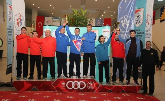 Atıcılıkta Kahramanmaraş Gençlik Spor Kulübü'nün Başarısı
