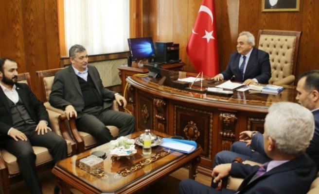 Güvenç: İstiklal Üniversitesi Kahramanmaraş'ın Marka Değerine Katkı Sağlayacaktır