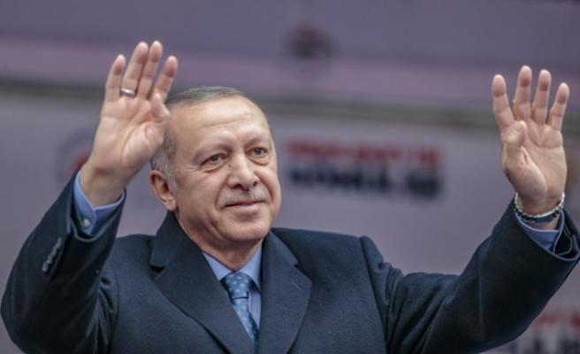 Kahramanmaraş Cumhurbaşkanı Erdoğan'ı Ağırladı