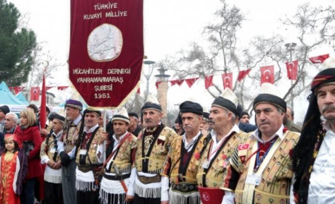 12 Şubat Kurtuluş Bayramı Kutlamaları Başladı