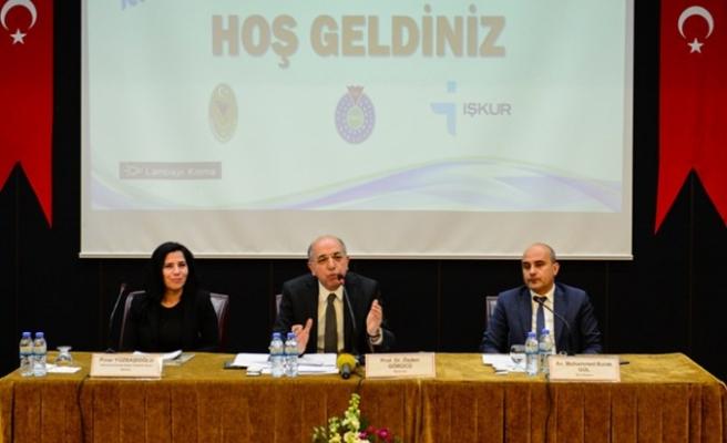 KSÜ, 'İşkur Kampüste; Kariyer Günleri' Etkinliğine Ev Sahipliği Yaptı