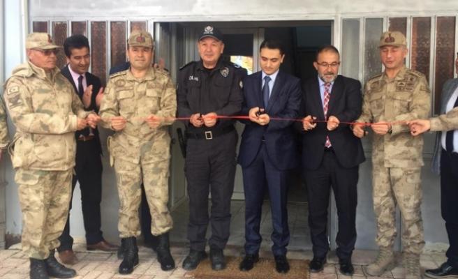 Arıtaş Mahallesine Jandarma Karakolu açıldı