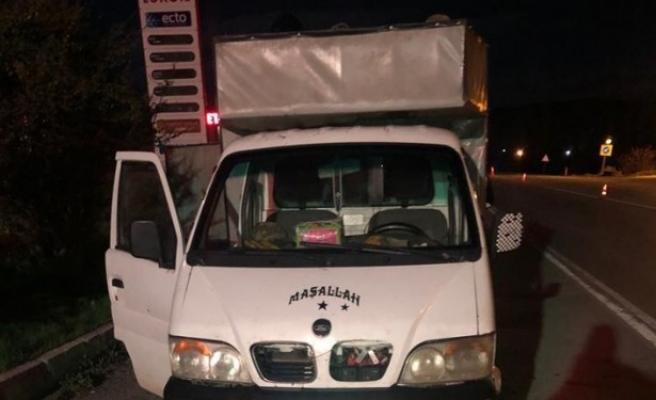 Çaldıkları Elektrik Trafosu İle Birlikte Yakalandılar