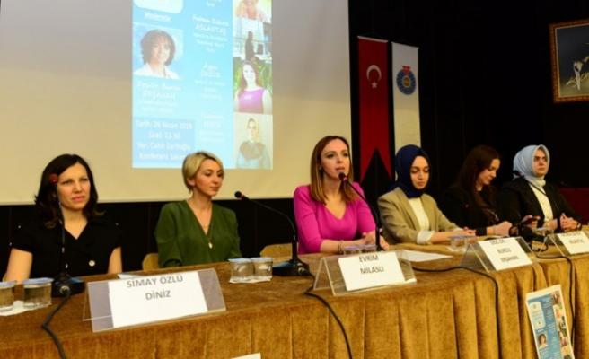Girişimci Kadınlar KSÜ'de Genç Girişimci Adaylarıyla Buluştu