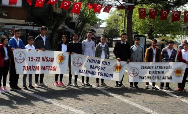 Kahramanmaraş'ta Turizm Haftası Etkinliği