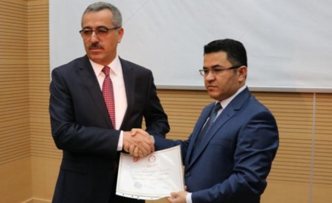 Kahramanmaraş'ta Belediye Başkanları Mazbatalarını Aldı