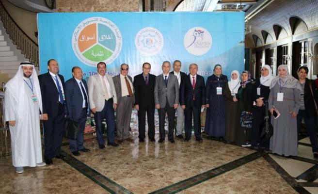 KSÜ Rektörü Can, 10. Küresel İslami Pazarlama Kongresi'ne Katıldı