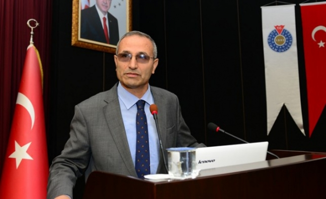 KSÜ'de Sıfır Atık Projesi Eğitim ve Bilgilendirme Toplantısı Düzenlendi