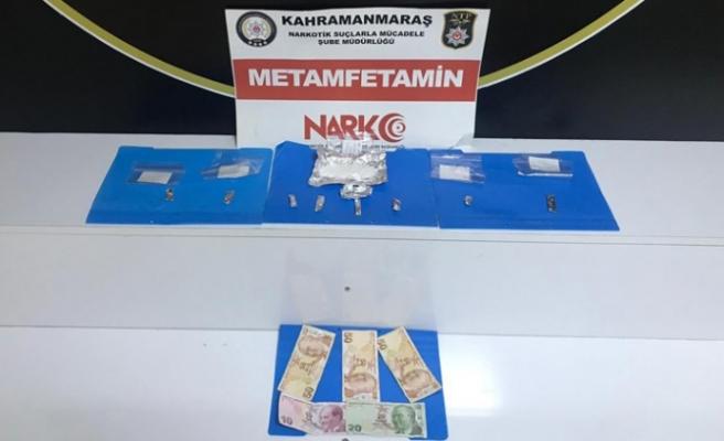 Narkotik Polislerinden Suçüstü Operasyon
