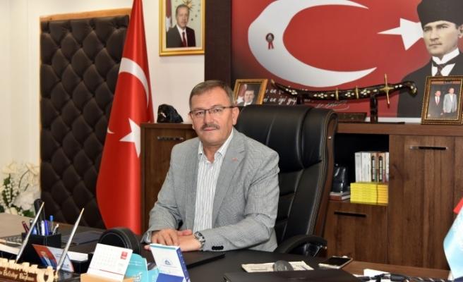 Başkan Aydın; Kadir Gecesinin Bereketinden İstifade Etmek Kulun İradesine Bırakılmıştır