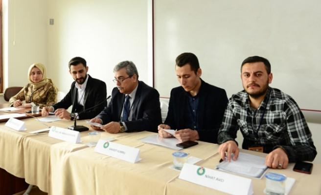 KSÜ'de İlahiyat Fakültesi 1. Öğrenci Sempozyumu Düzenlendi