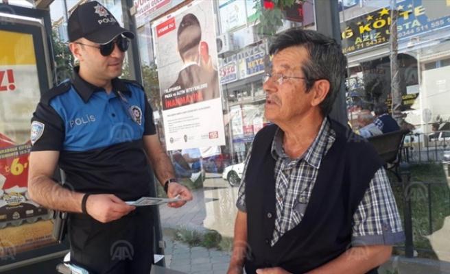 Polis, Dolandırıcılara Karşı Uyardı
