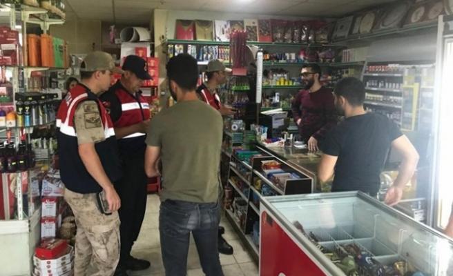 Kahramanmaraş'ta Çeşitli Suçlardan Aranan 17 Kişi Yakalandı