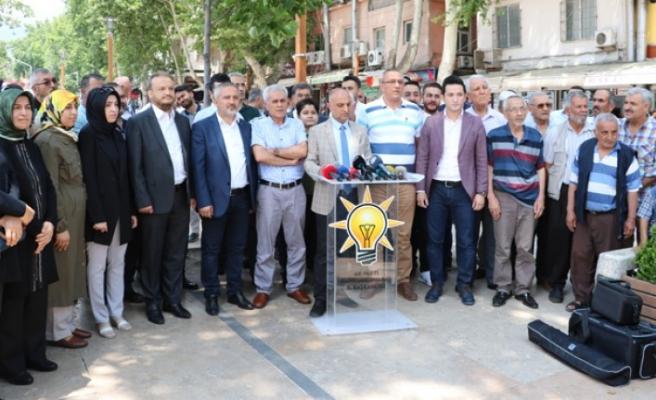 Mursi için Kahramanmaraş'ta Gıyabi Cenaze Namazı Kılındı