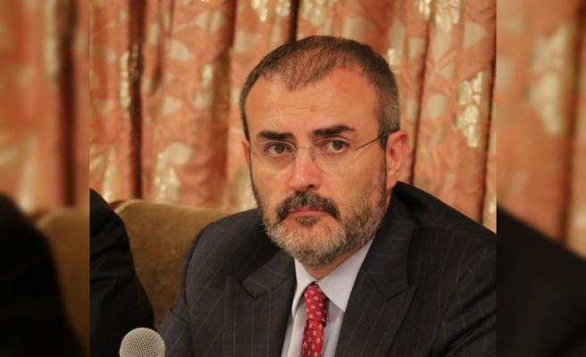 AK Parti Genel Başkan Yardımcısı Ünal; S 400'lerin Yeri Tespit Edilmedi